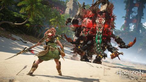 Horizon Forbidden West : Taille de la carte, DualSense, différences PS5|PS4, les dernières infos !