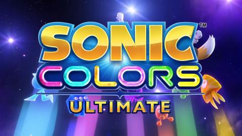 Sonic Colors : Ultimate sur PS4