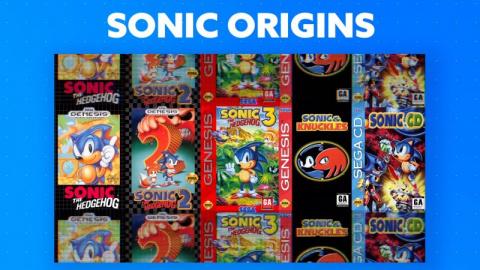Sonic Origins sur PC