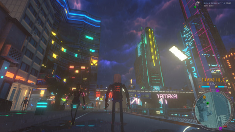 Cloudpunk City of Ghosts : Un DLC réussi pour le jeu narratif cyberpunk