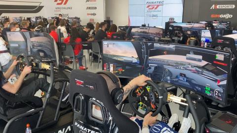eSport : La frontière en simracing et course réelle plus fine que jamais