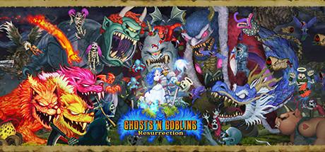 Ghosts 'n Goblins Resurrection sur PC