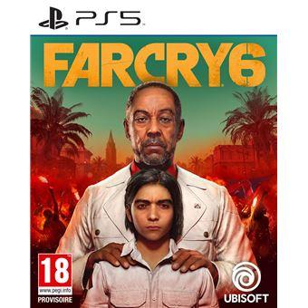 Far Cry 6 sur PS5
