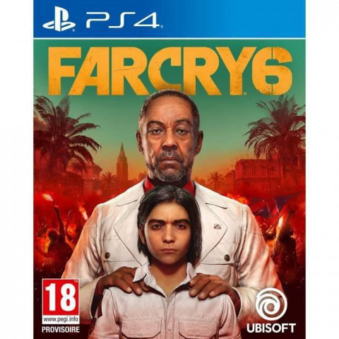 Far Cry 6 sur PS4
