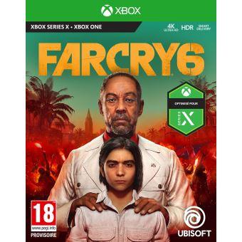 Far Cry 6 sur Xbox Series