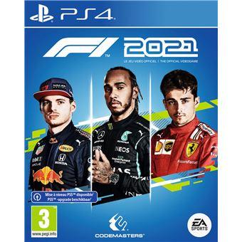 F1 2021 sur PS4