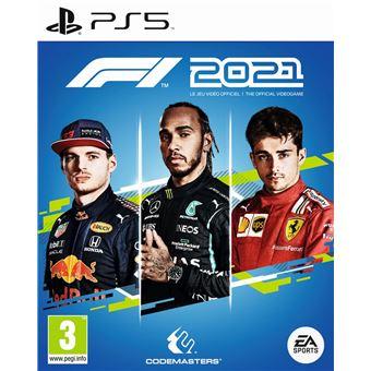 F1 2021 sur PS5