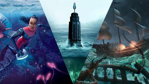 Sea of Thieves, Subnautica… 10 jeux pour célébrer la Journée mondiale de l'océan