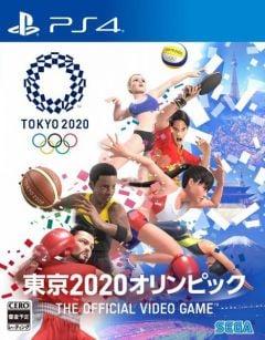 Jeux Olympiques de Tokyo 2020 - Le Jeu Officiel sur PS4