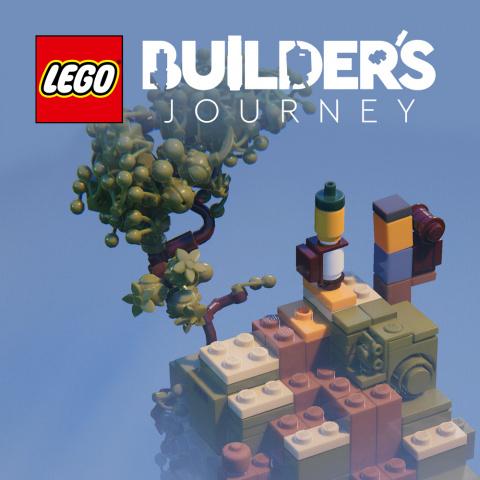 LEGO Builder's Journey sur iOS