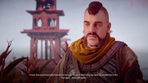 Horizon Forbidden West : Pourquoi le visage d'Aloy interpelle autant ?