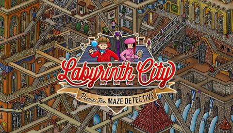 Labyrinth City : Pierre the Maze Detective sur iOS