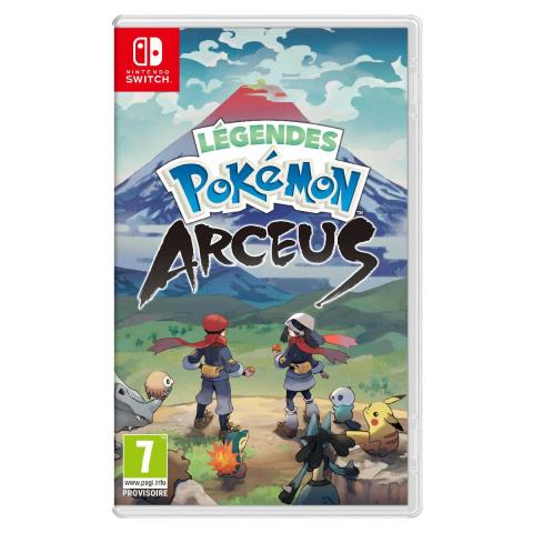 Nouveaux jeux Pokémon sur Nintendo Switch : les précommandes