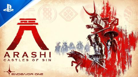 Arashi : Castles of Sin sur PS4