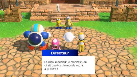 Mario Golf Super Rush : Date de sortie, Nouveaux modes... On fait le point sur l'exclu Nintendo Switch