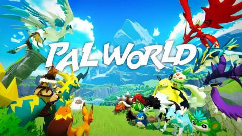 Palworld sur PC