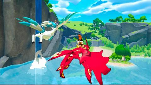 1622901275 4246 capture d ecran - Palworld : Du Harvest Moon, du Pokémon et des armes à feu