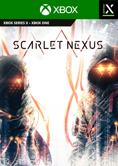 SCARLET NEXUS sur Xbox Series