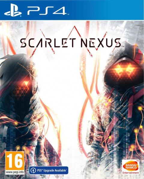 SCARLET NEXUS sur PS4