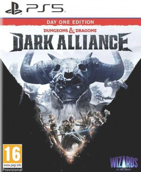 Donjons & Dragons : Dark Alliance sur PS5