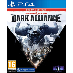 Donjons & Dragons : Dark Alliance sur PS4