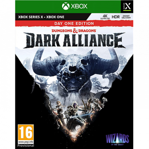 Donjons & Dragons : Dark Alliance sur Xbox Series