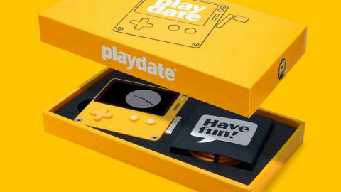 Playdate : Prix, précommandes, accessoires...tout savoir sur la portable à manivelle
