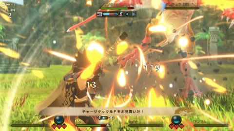 Monster Hunter Stories 2 : premières images de gameplay bestiales