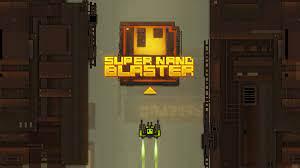 Super Nano Blaster sur Mac