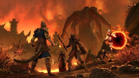 The Elder Scrolls Online : Les nouveautés du Chapitre Blackwood