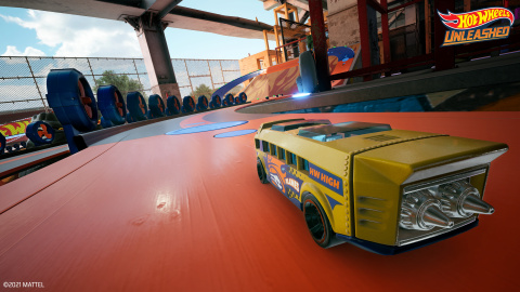 Hot Wheels Unleashed fait un tour au skatepark