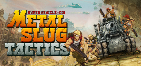 Metal Slug Tactics sur PC