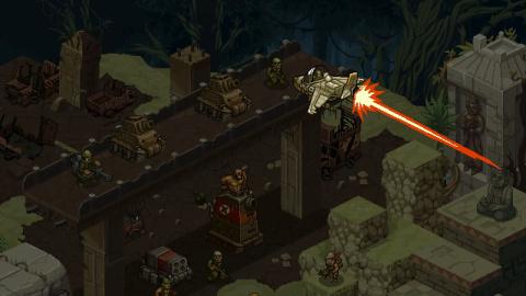 E3 2021 : Metal Slug Tactics - la franchise culte se met au tactical-RPG