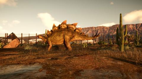 E3 2021 : Jurassic World Evolution 2 ouvrira ses portes en 2021