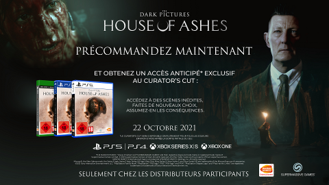 The Dark Pictures : House of Ashes - Scénario, gameplay... Le producteur exécutif s'exprime - E3 2021