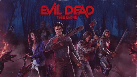 Evil Dead : The Game sur PS4