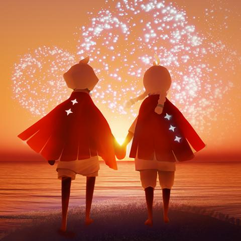 Sky : Children of the Light sur Switch