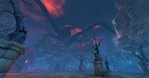 E3 2021 : SMITE - Le MOBA se la joue paranormal avec son crossover Stranger Things