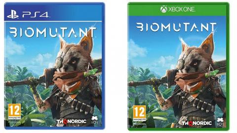 Biomutant déjà en réduction sur PS4 et Xbox ONE