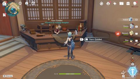 Genshin Impact, nouvelles recettes de la version 1.6 : où les trouver
