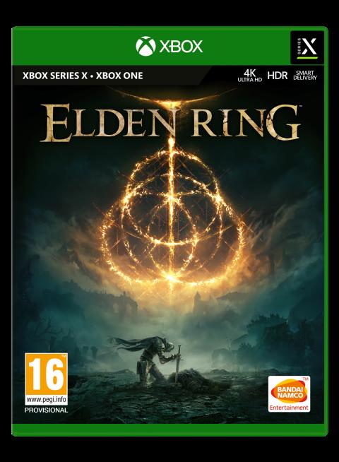 Elden Ring sur Xbox Series