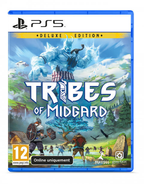Tribes of Midgard : La PS4 et la PS5 auront droit à une édition physique Deluxe !