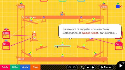 L'Atelier du Jeu Vidéo Switch : Nintendo veut faire de vous le Miyamoto de demain
