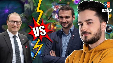 League of Legends : duel politique sur le MOBA de Riot Games !