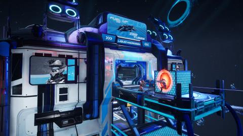 Splitgate : le jeu de tir qui mélange Halo et Portal arrive sur consoles - E3 2021