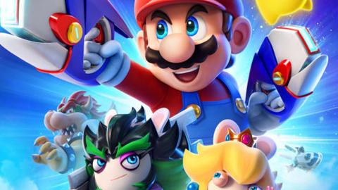 Mario et les Lapins Crétins Sparks of Hope a fuité sur le Nintendo Store