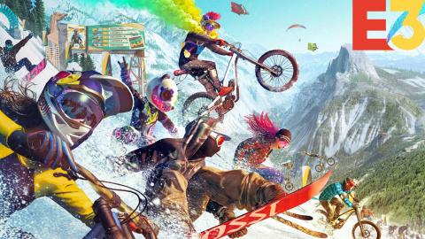 E3 2021 : Riders Republic : Un trailer plein de gameplay et une date de sortie