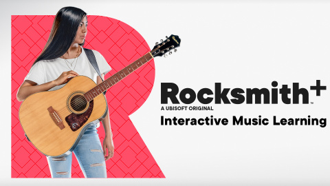 Rocksmith+ sur PS5