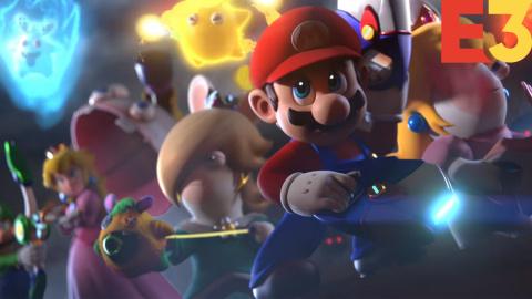 Mario + The Lapins Crétins : Sparks of Hope, le Tactical appuie sur le champignon