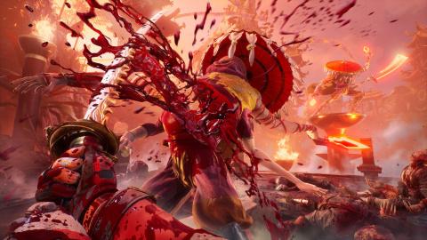 Shadow Warrior 3 dévoile du nouveau gameplay nerveux - E3 2021